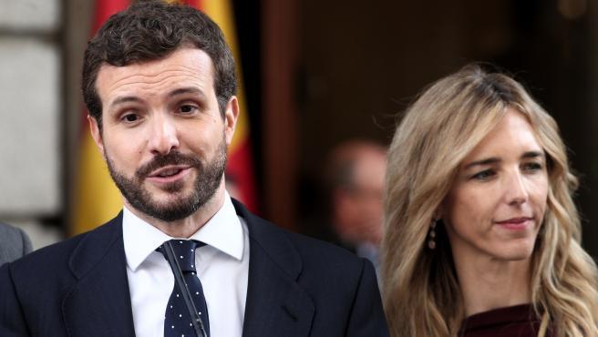 Casado critica que Sánchez 'aún' mantenga en su agenda una reunión con el 'expre
