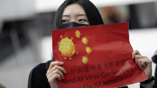 El virus de la chinofobia