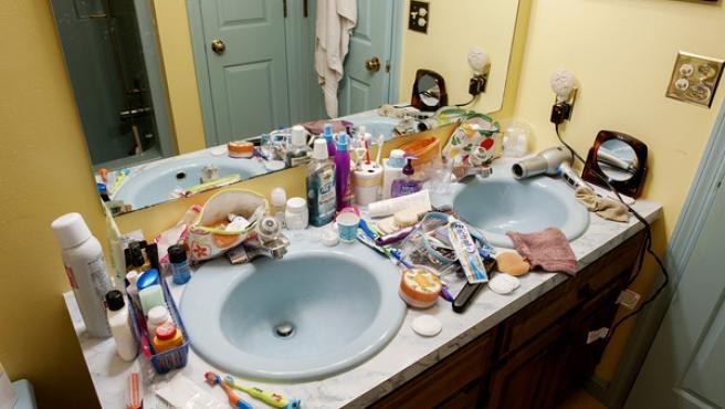 Desorden en casa