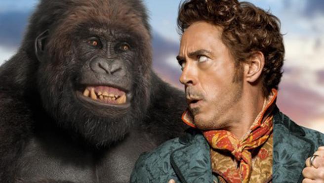El 'Doctor Dolittle' y 'Adú' son las más taquilleras en nuestros cines