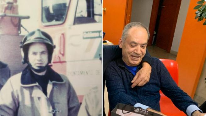 Fernando Rodanes, el bombero que murió atropellado mientras extinguía el fuego de una furgoneta en La Rioja