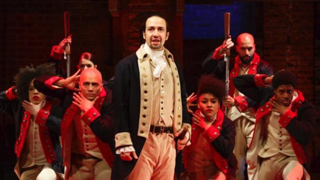 El musical 'Hamilton' se convertirá en película con el reparto original