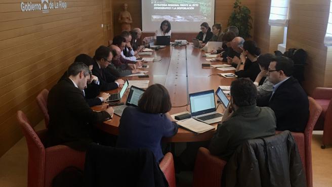 La Agenda Rural de La Rioja priorizará los hitos en la acción frente al reto demográfico.
