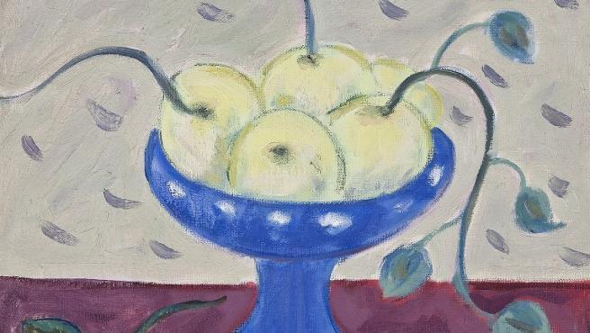 Muestra de la exposición 'Pintura de los 80 en España'