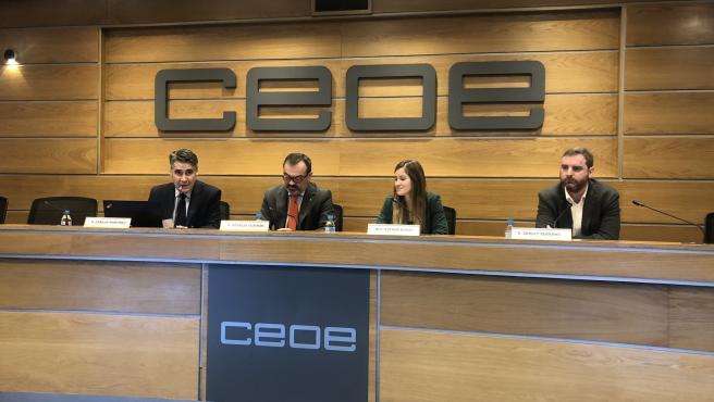 Presentación de SMOPYC este martes en Madrid.
