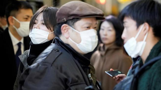 El Ministerio de Salud de Japón anunció este miércoles que ha detectado al menos 10 contagios del nuevo coronavirus entre los 3.700 pasajeros de un crucero que había pasado por Hong Kong y que se encuentra estacionado en cuarentena en Yokohama (sur de Tokio).