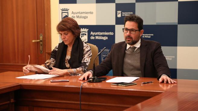 El concejal delegado de Igualdad de Oportunidades, Francisco Pomares,