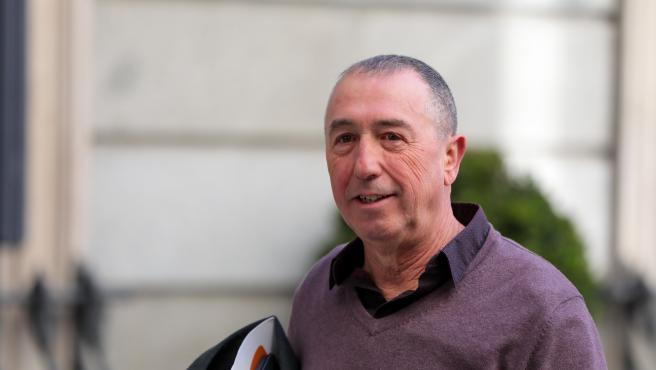 El diputat de Compromís Joan Baldoví