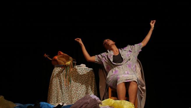 La obra 'Carolina o la doma de un leopardo', de Eva Hibernia, mañana en el Teatro Bretón
