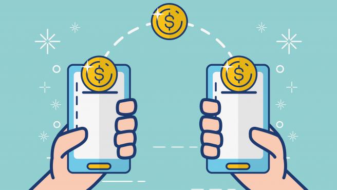 Paypal, Twyp, Bizum, WhatsApp o Verse permiten pagar sin necesidad de efectivo.