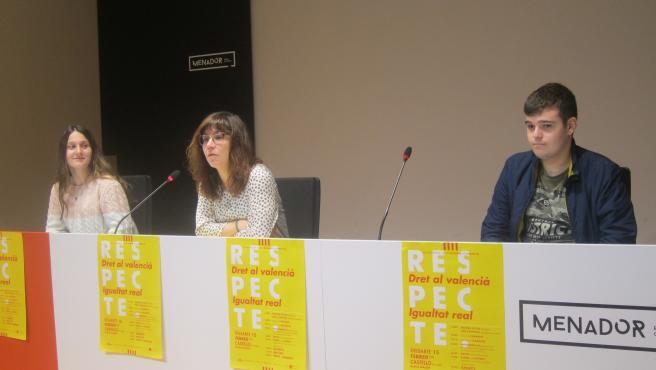 Presentació dels actes per a commemorar el 87 aniversari dels 'Normes de Castelló'