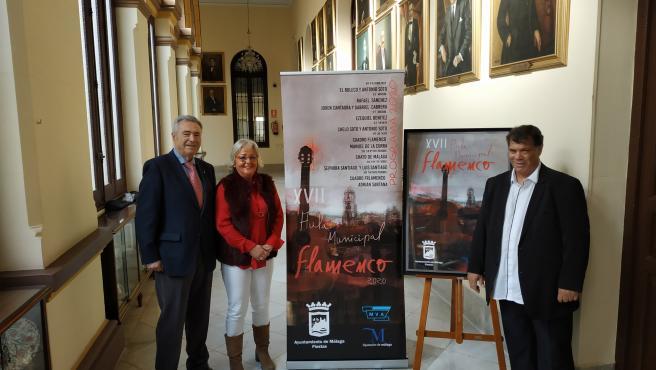 Presentación del Ayula Municipal de Flamenco