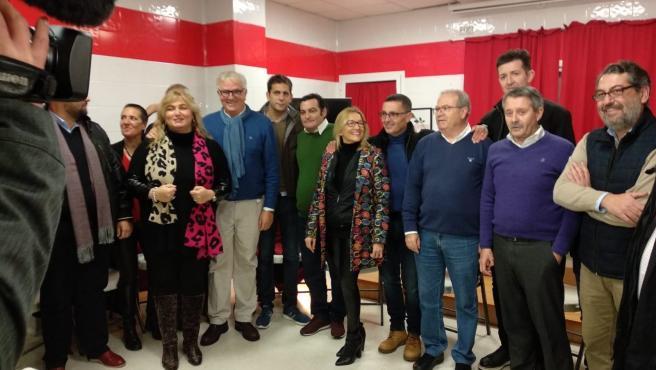 Sevilla.- Los críticos del PSOE reúnen a '97 personas de cuatro agrupaciones convocadas' y prevén recorrer la provincia