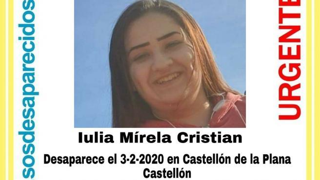 Iulia Mírela Cristian.