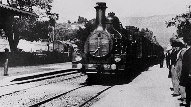 'La llegada de un tren a la estación' cobra vida en 4K a 60 fotogramas por segundo