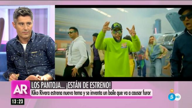 Pepe del Real como colaborador de 'El programa de Ana Rosa'.