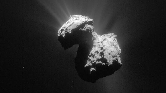 Cometa 67P/CG.