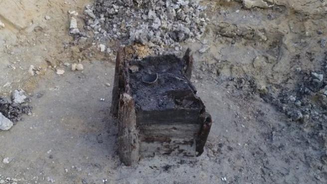La construcción de madera más antigua del mundo, excavada en República Checa.
