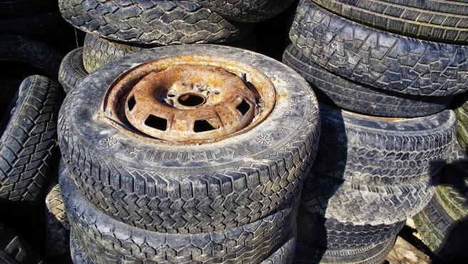Las ruedas de tu coche pueden cristalizarse y perder flexibilidad, agarre y sujeción.
