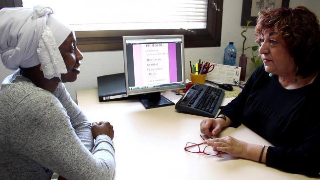 Unidad de Referencia de Mutilación Genital Femenina en el Peset