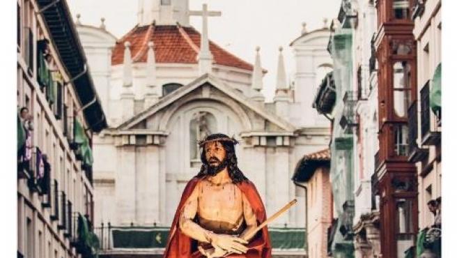 Cartel anunciador de la Semana Santa de Valladolid 2020