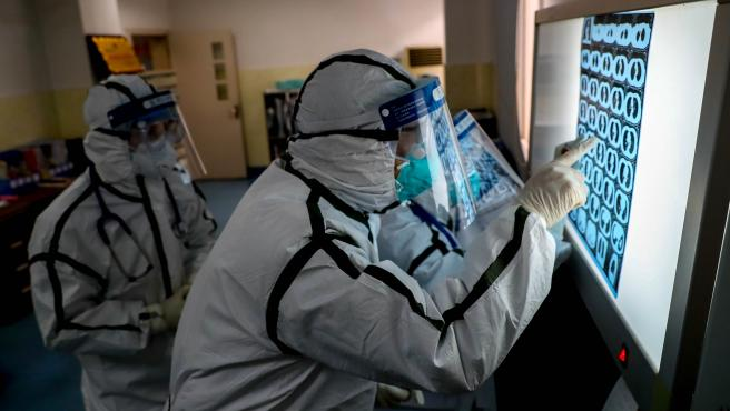 Coronavirus outbreak in Wuhan