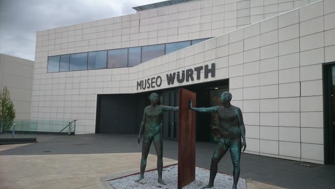 Museo Würth en Agoncillo (La Rioja)