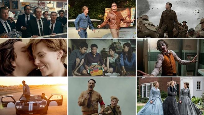 Oscar 2020: ¿Cuáles son las nominadas a mejor película?