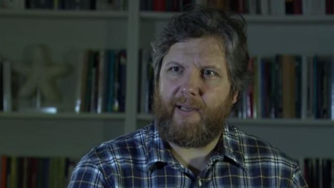 El periodista madrileño David Gistau.