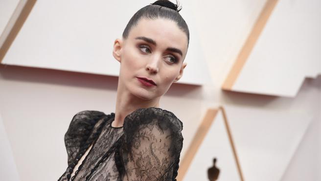 Rooney Mara, la reina de las transparencias en los Oscar 2020