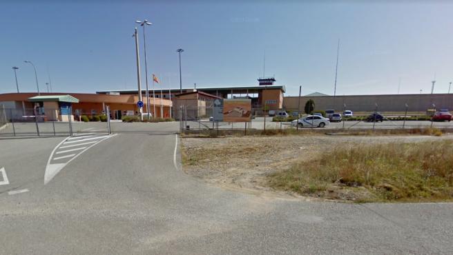 Centro penitenciario de Segovia.