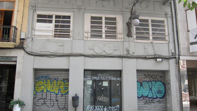 Edificio del Metropol en València
