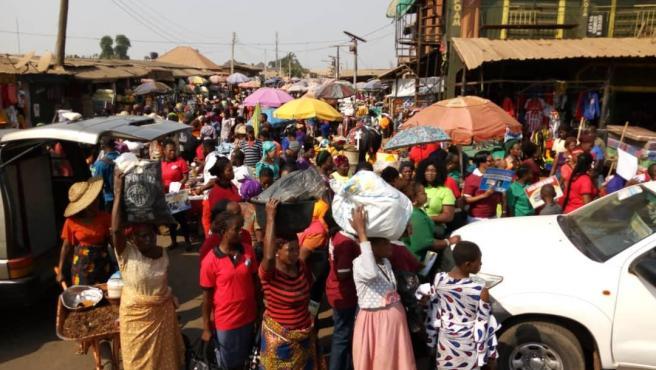 La 'Fiebre de Lassa' ha dejado por lo menos 104 muertos en Nigeria.