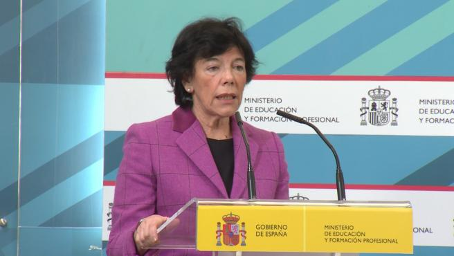 """Ossorio traslada a Celaá su """"preocupación"""" ante la reforma educativa"""