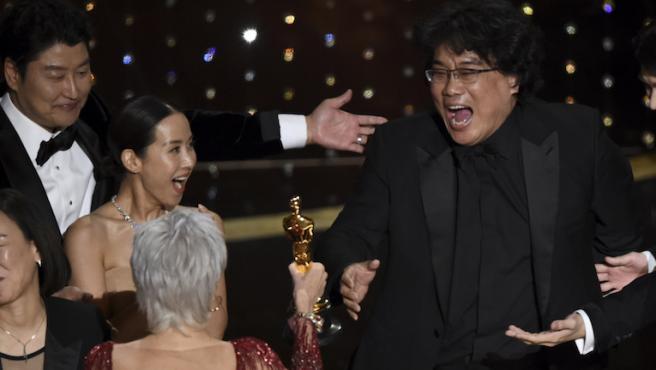 Oscar 2020: 'Parásitos' hace historia con subtítulos