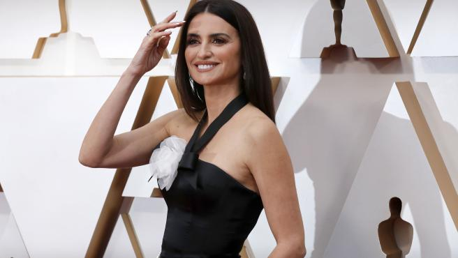 Penélope Cruz en la 92º gala de los Premios Oscar.