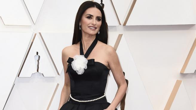 Peeeeeeeeeenélope Cruz ya ha llegado a los Oscar 2020