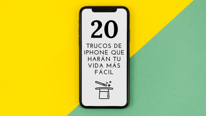 Te contamos en este artículo 20 trucos para mejorar tu experiencia iPhone.