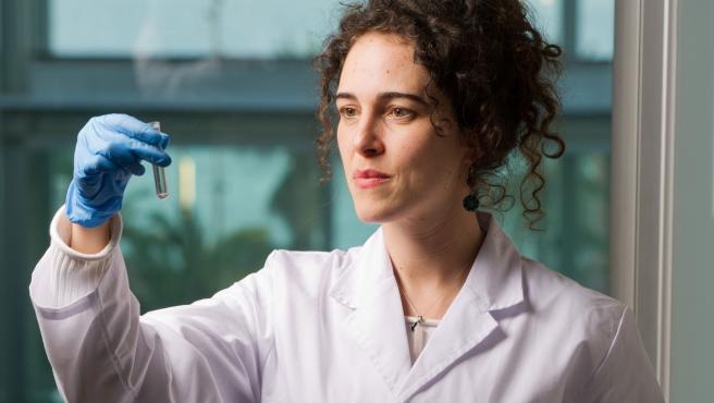 Cristina Romera Castillo, investigadora del Instituto de Ciencias del Mar-CSIC.