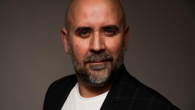 El actor Paco Marín