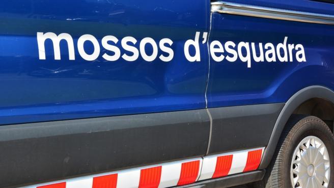 Imagen de archivo de un vehículo de los Mossos d'Esquadra