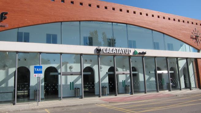 La estación de Calatayud