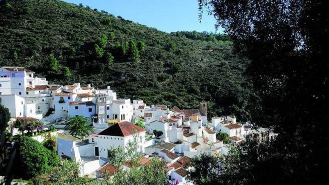 Pueblo municipio Salares