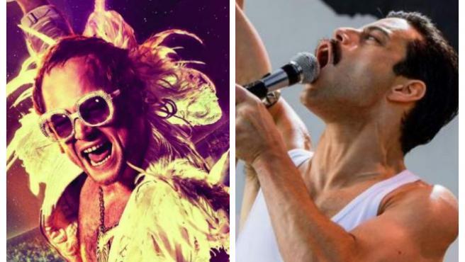 """""""Nuestra película al menos cuenta la verdad"""": Elton John critica 'Bohemian Rhapsody'"""
