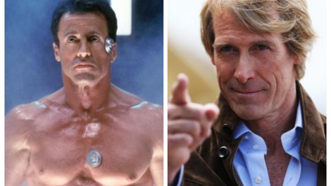 Stallone y Michael Bay preparan una película juntos