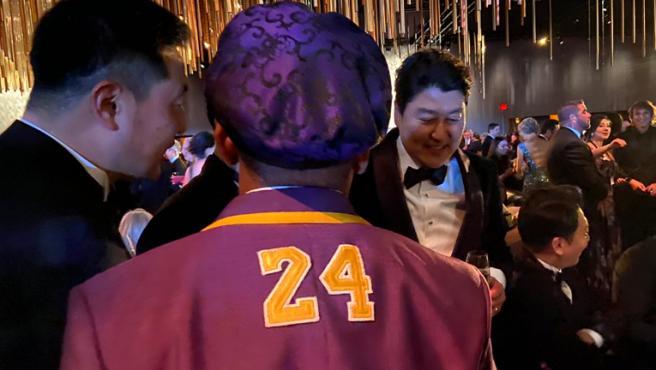 """""""¿Dónde está el jefe?"""": Spike Lee en la búsqueda de Bong Joon-ho en los Oscar 2020"""
