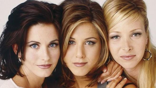 Las chicas de 'Friends' (y Matthew Perry) se vuelcan con el cumple de Jennifer Aniston
