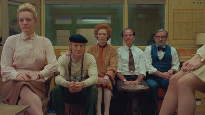 """'The French Dispatch' de Wes Anderson tendrá la calificación """"R"""" por sus desnudos"""