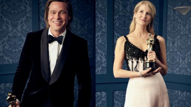 Oscar 2020: Retratos oficiales de los ganadores