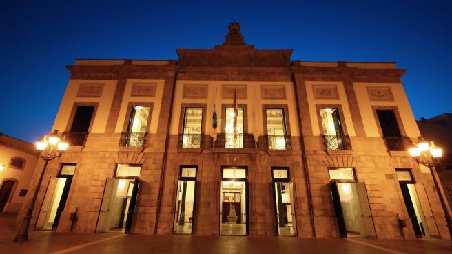 Fachada del Teatro Guimerá